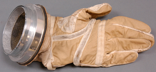 Glove, Left, G5-C, Gemini 4, White, Training