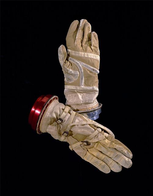 Glove, Right, G5-C, Gemini 7, White, Training