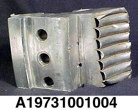 Section, Rocket Engine, NERVA