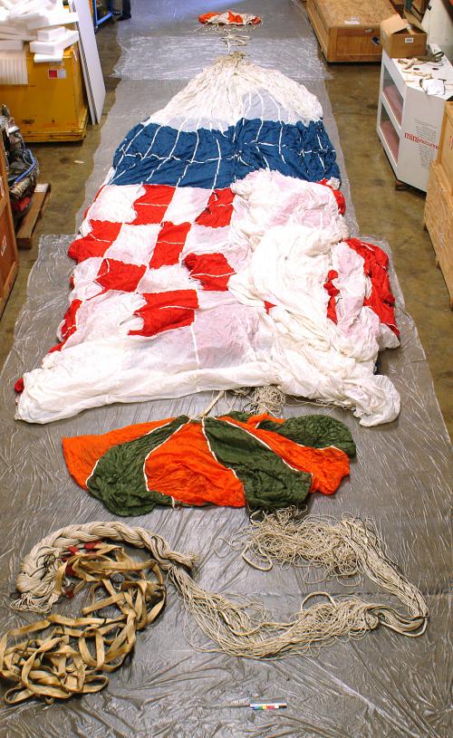 Parachutes, Parasail Main and Drogue