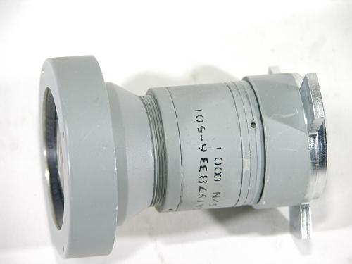 Lens, Wide Angle, Television Camera, Apollo