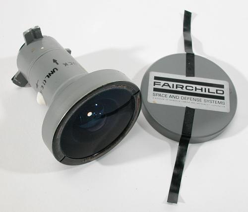 Lens, Wide Angle, Television Camera, Apollo 13