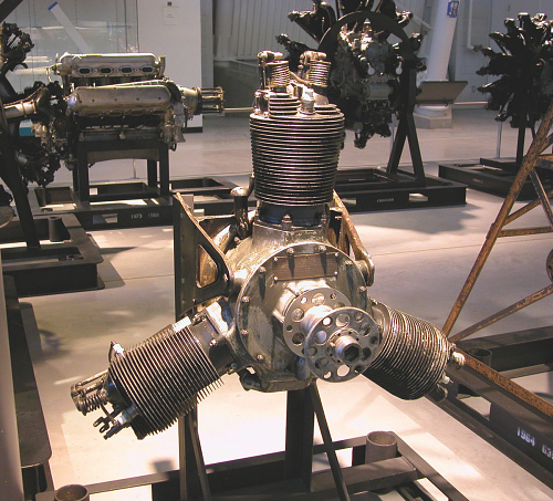 Lawrance L-3 Radial Engine