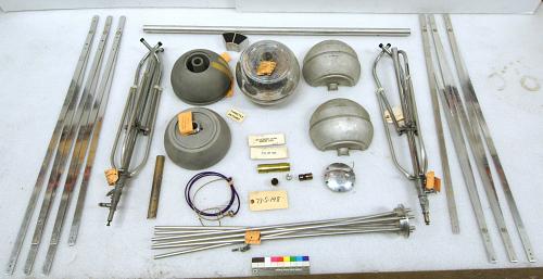 Seismic Packages, Lunar Probe, Ranger, Block II Payload