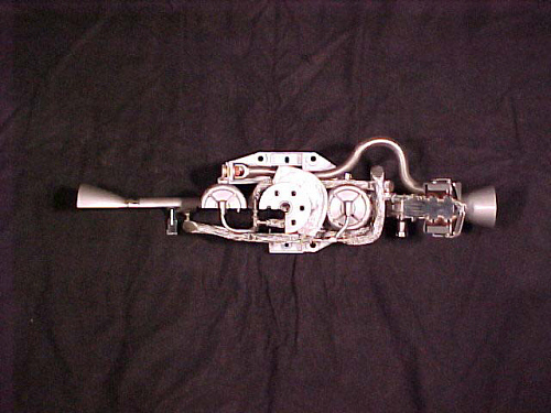 Flight Controller, Partial Cutaway, Missile, Poseidon C-3