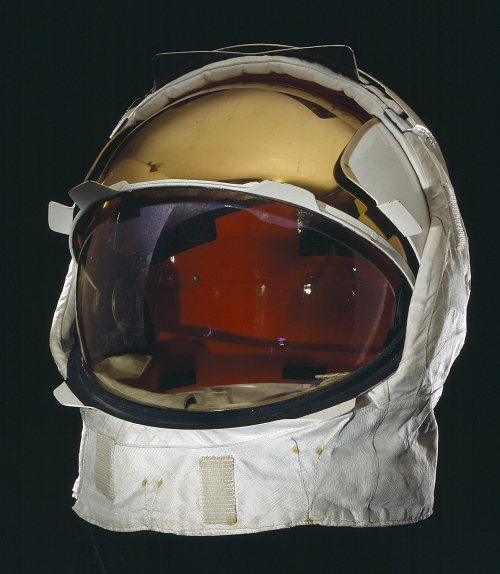 Helmet, EV, Irwin, Apollo 15