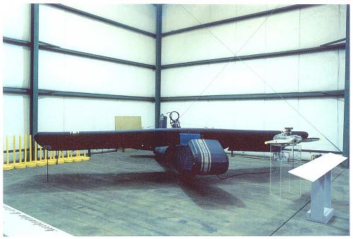 Goodyear Inflatoplane (GA468)