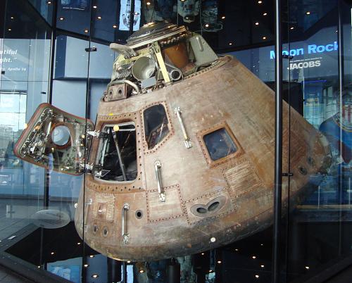 Command Module, Apollo 16