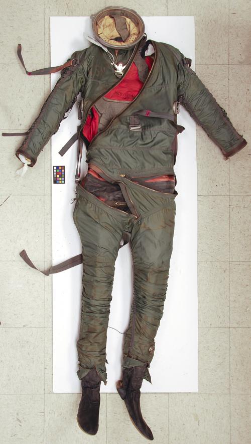 Pressure Suit, Mark IV, U.S.N.