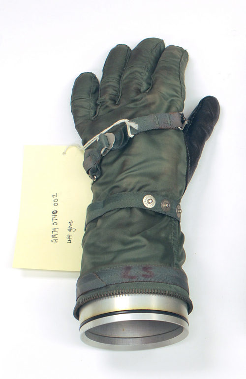 Glove, Left, Mark IV, U.S.N.