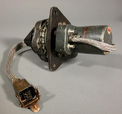 Actuator, Air Vane, V-2