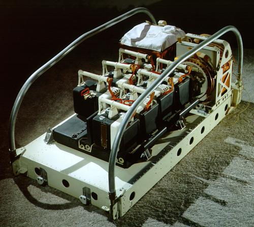 Charges, Lunar Seismic Profiling Experiment, Explosive, 8