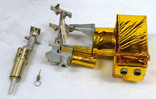 Control Unit, Television Camera, Lunar Roving Vehicle #4, Apollo
