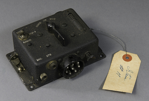 Control Box, Transmitter