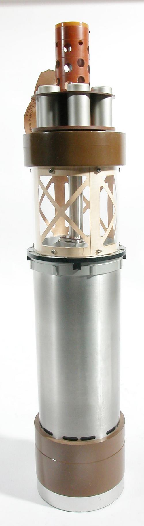 Satellite, Explorer 3, Instrument Package Mock-Up