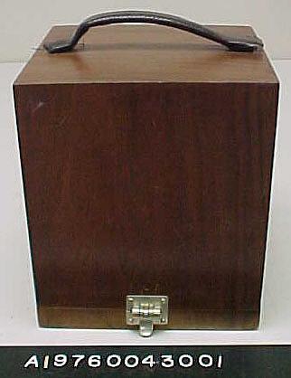 Container, Indium Antimonide Crystal, Skylab