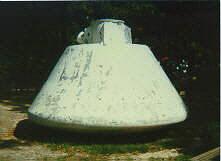 Boilerplate, Command Module, Apollo, #1220