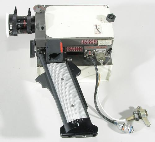 Camera, Data Acquisition, Lunar Rover, 16mm, Apollo
