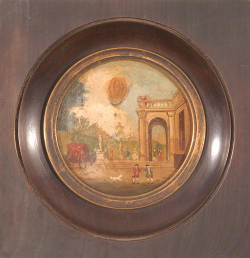 Balloon Plaque
