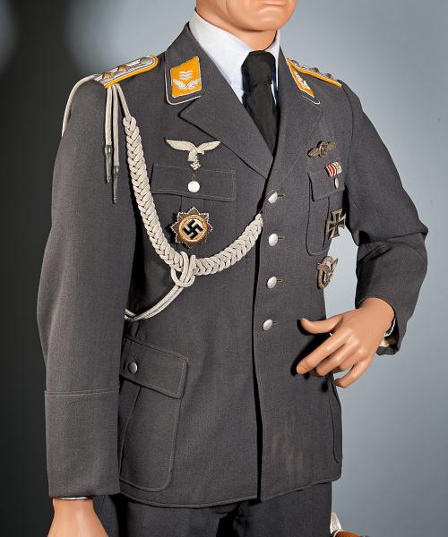 Coat, Service, Officer, Luftwaffe