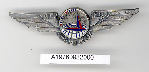 Badge, Air Corps Ferry Command, United States Army Air Forces