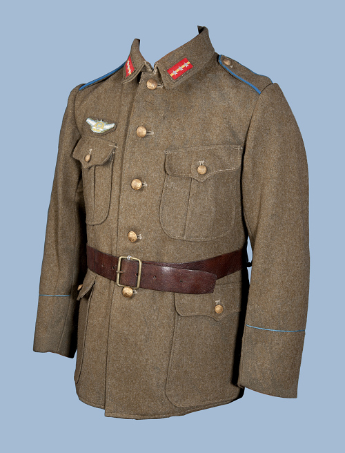 Coat, Service, Enlistedman, Japanese Army Air Force