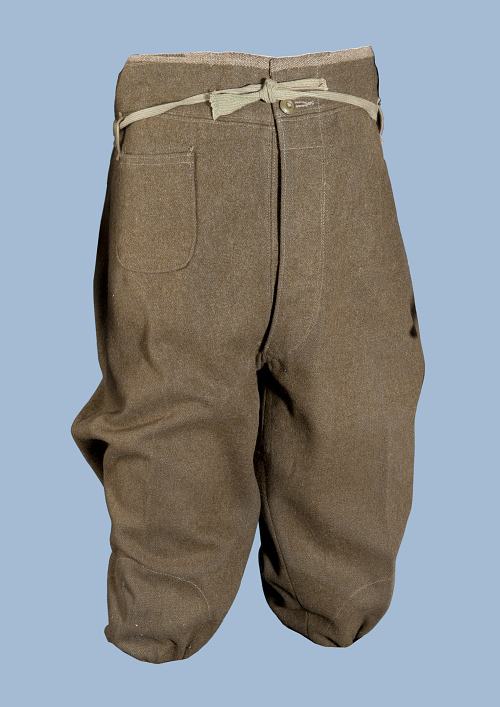 Breeches, Field, Enlistedman, Japanese Army Air Force