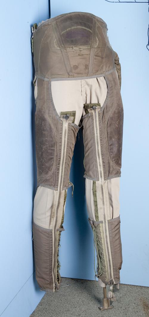 Garment, Anti-G, Type PPK-IU, Soviet Air Force