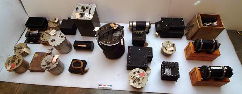 Electronics, Tracking, Vanguard 1