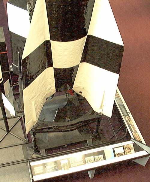 Launch Stand, V-2 Missile