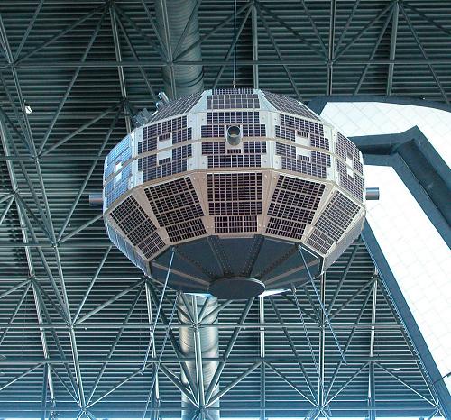 Satellite, Alouette, Model