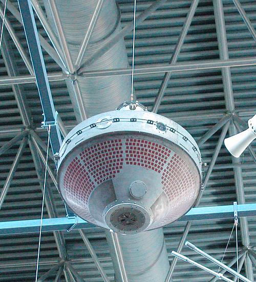 Satellite, Explorer 8, Replica