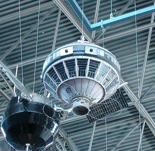 Satellite, Explorer 7, Replica