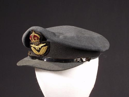 Cap, Service, Royal Canadian Air Force, Eagle Squadron