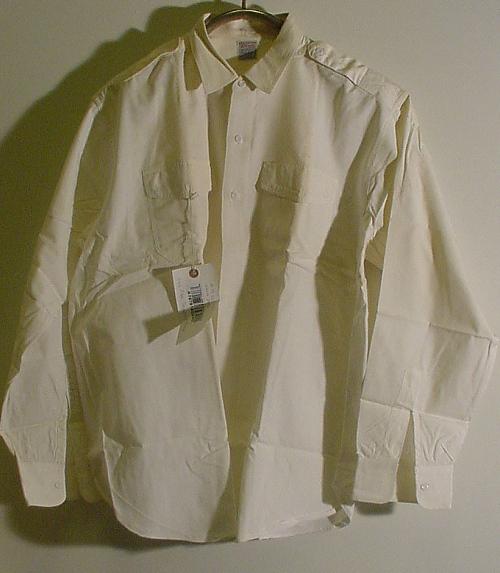 Shirt, Pilot, Trans World Airways (TWA)