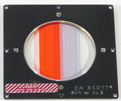 Filter, Focal Plane, Gemini IX-XII