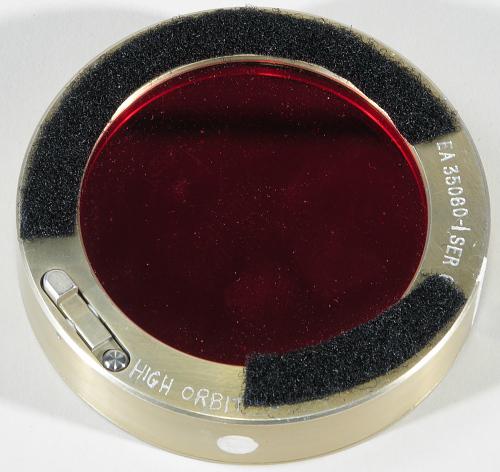 Filter, Camera Lens, Red, Gemini IX-XII