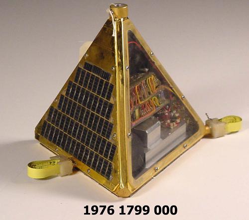 Satellite, TRS II, Prototype