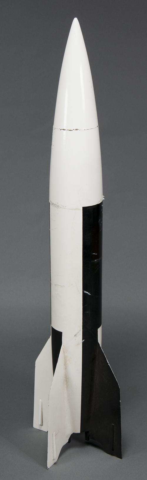 Model, Wind Tunnel, Missile, V-2, 1:48 Scale
