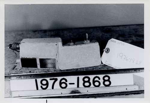 Floodlight, Cabin, Gemini 6