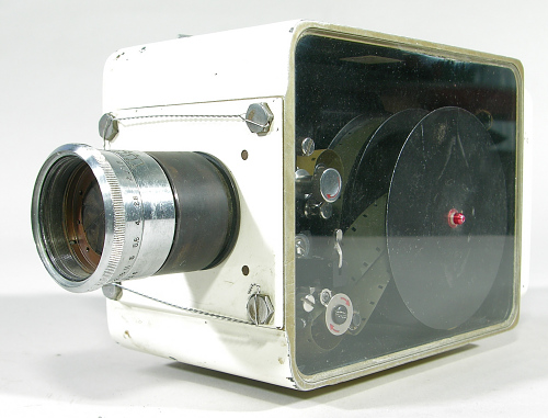 Camera, Stage Separation, Saturn I
