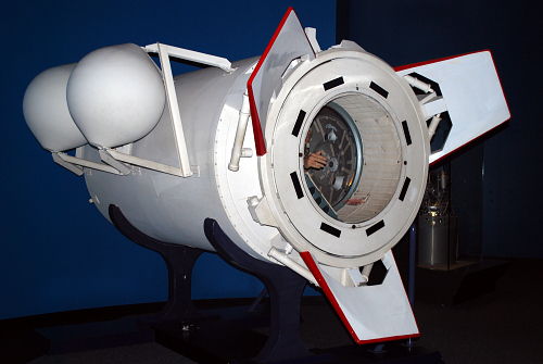 Mockup, Docking Module, ASTP