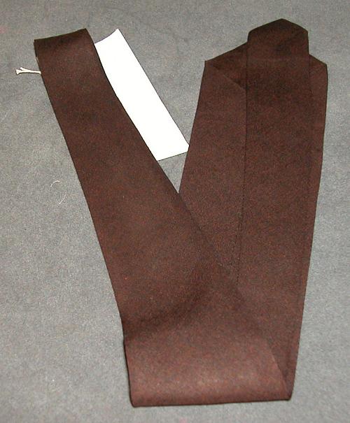 Necktie, Flight Attendant, Western Airlines
