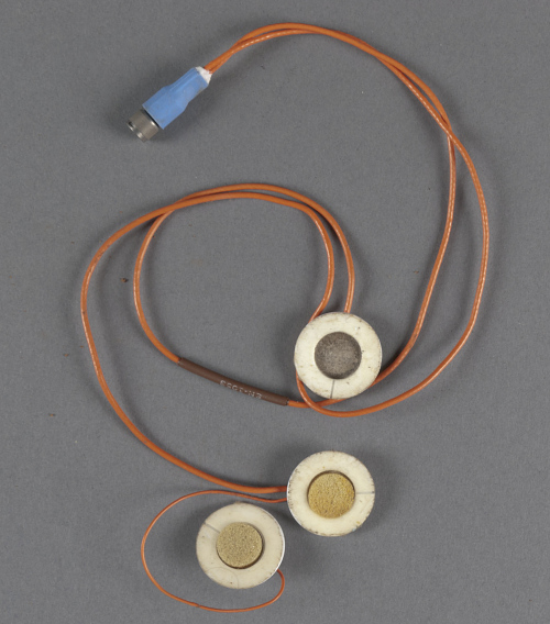 Biosensor, Sternal Harness, Skylab 3