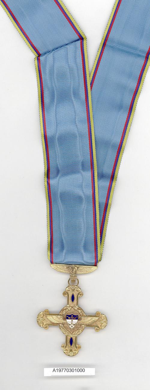 Box, Medal, Medal of Merit, Columbian Air Force