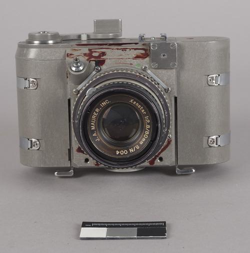 Camera, Maurer, 70mm, Gemini