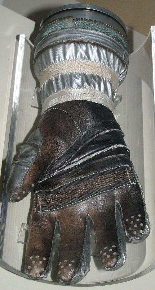 Glove, Right, Mercury, Shepard, Freedom-7