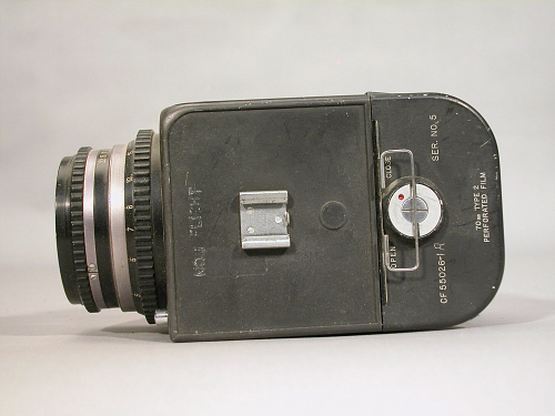 Camera, Hasselblad, 70mm, with Lens