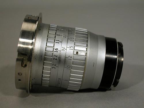 Lens, 18mm, Gemini 10