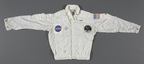 Inflight Coverall Garment, Jacket, Aldrin